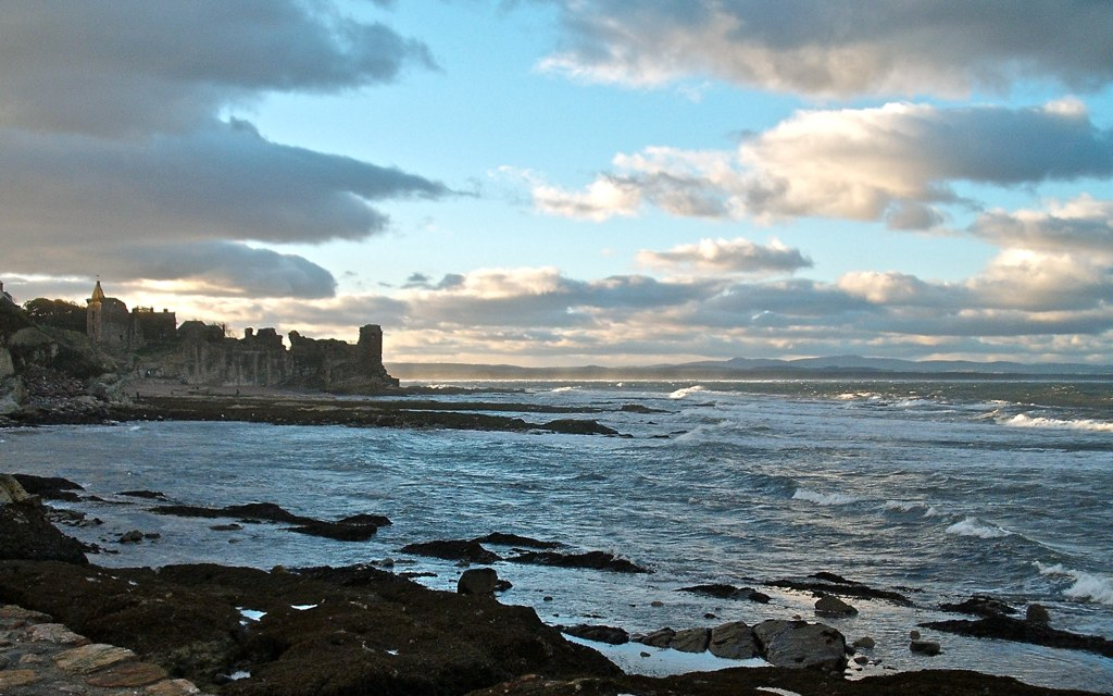 A Pic of St Andrews Castle