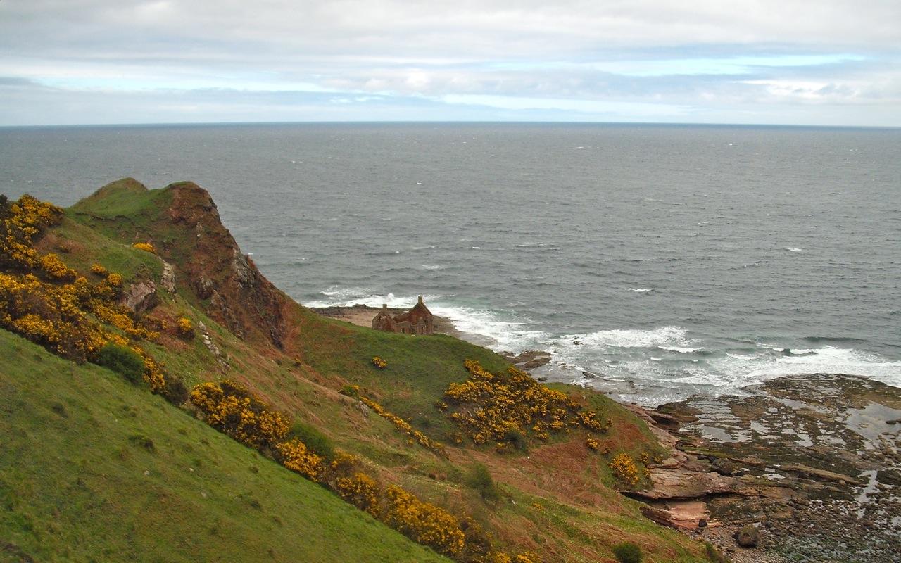 Borders Coastline