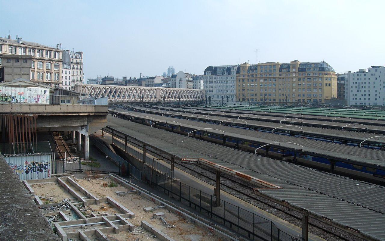 More platforms at Gare de L'Est