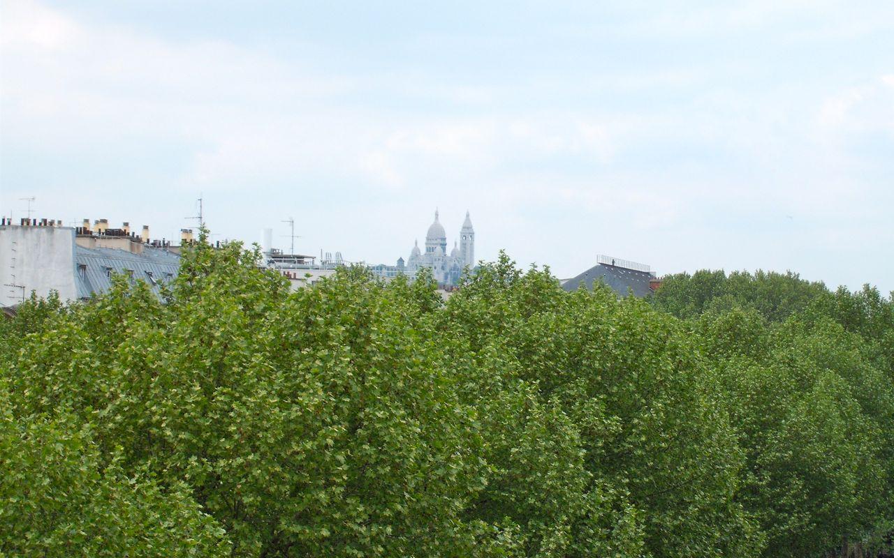 Sacré-Coeur in the distance