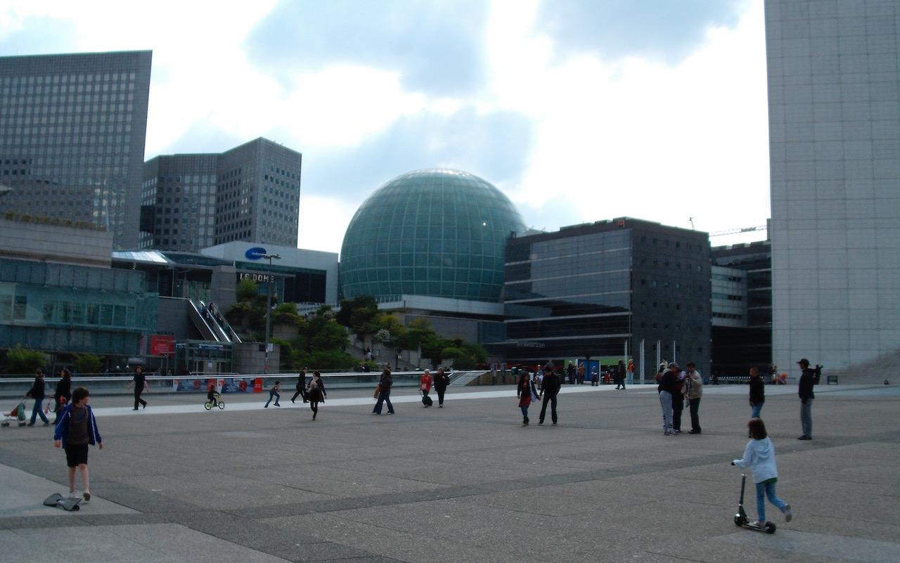 Dome at La Défense