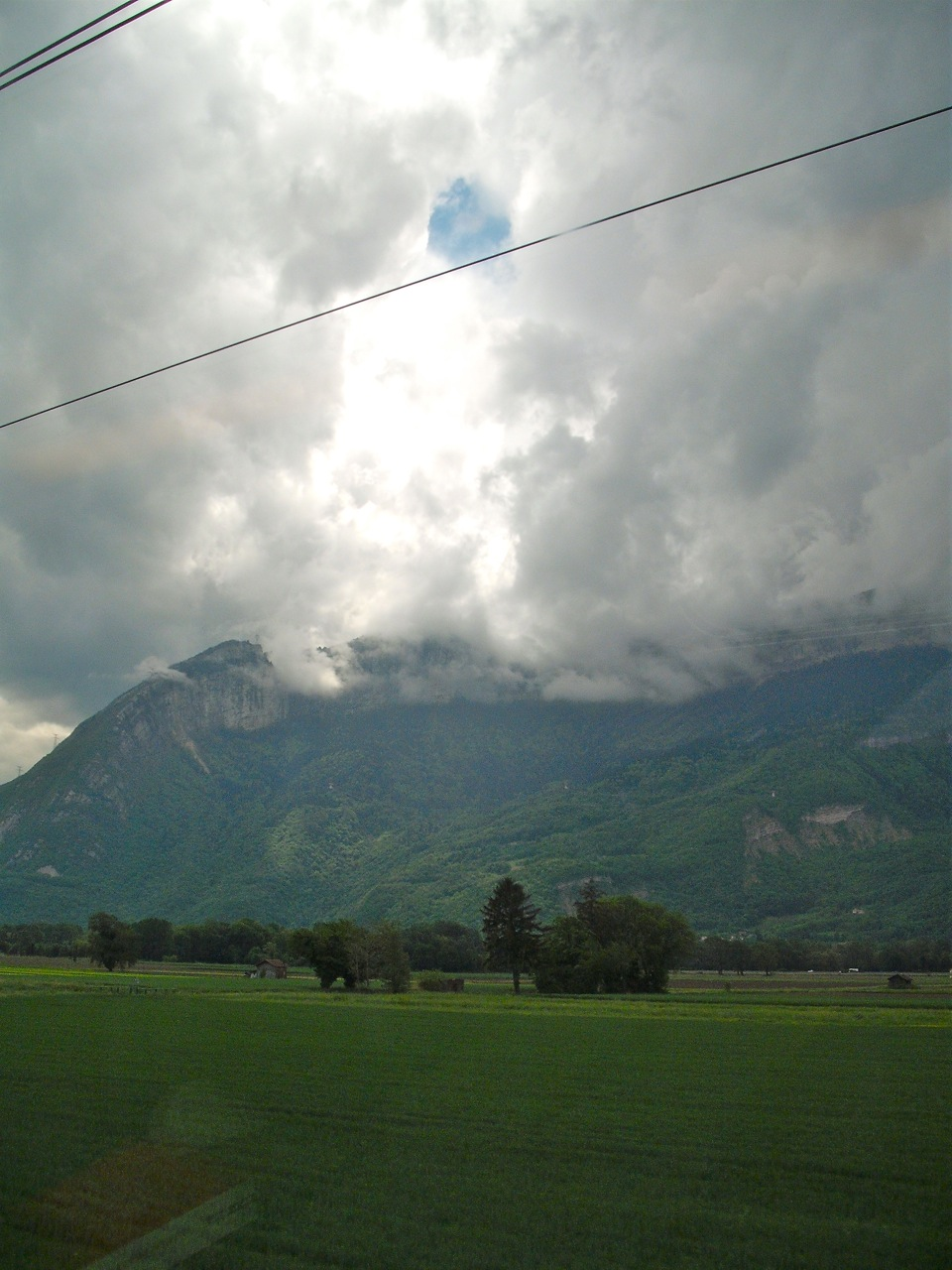 Entering the Alps 3