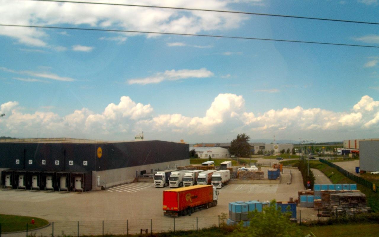 Lidl Depot