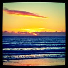 North Sea Sunrise @ St Andrews