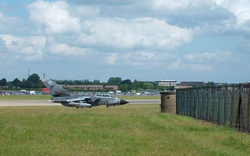 Tornado GR4 at RAF Waddington