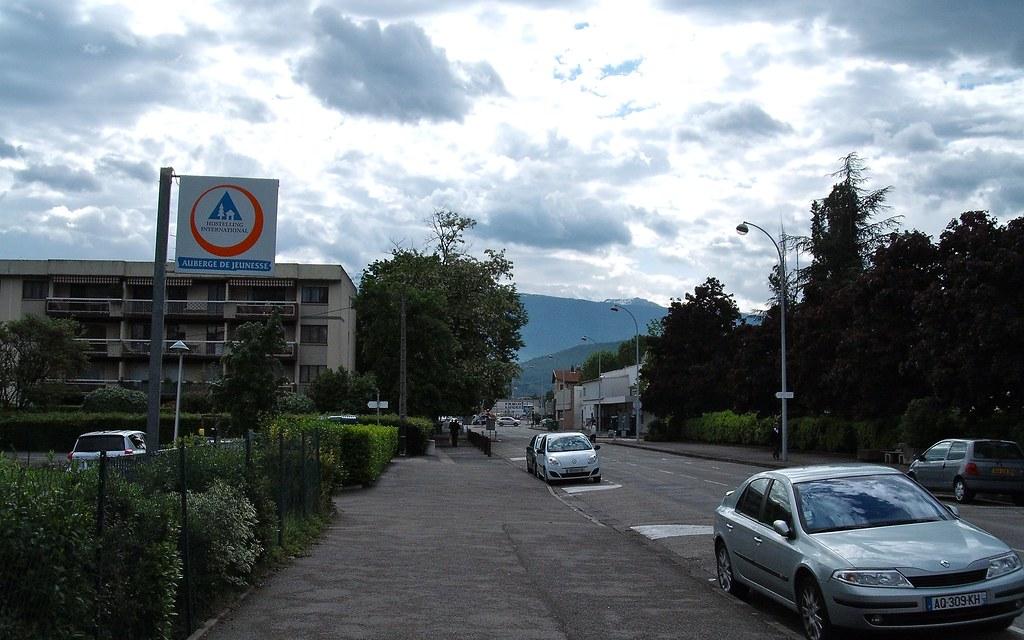 Hostel signage 2