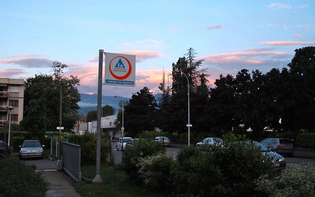 Hostel signage 1