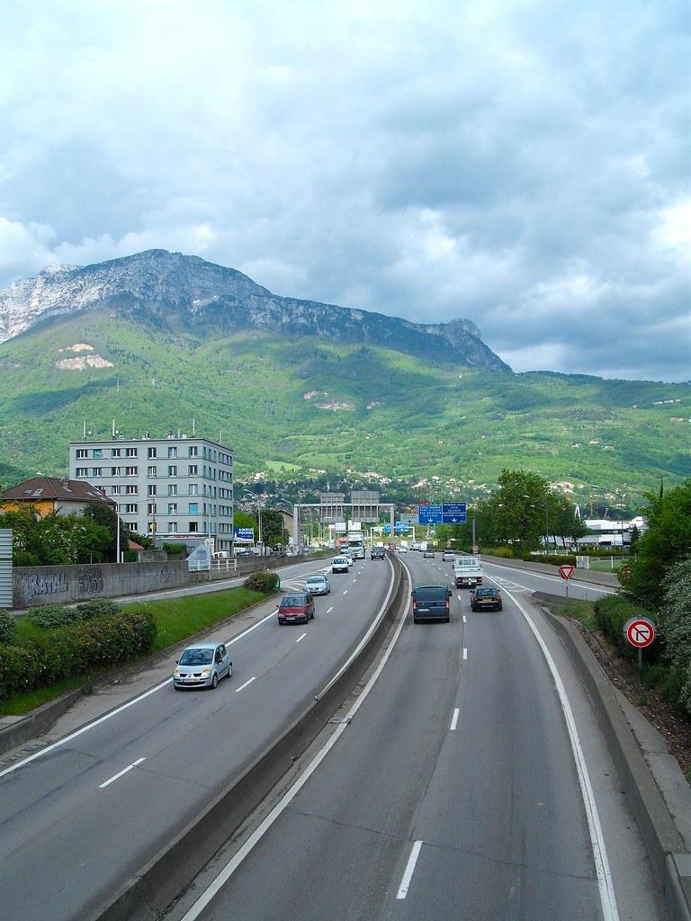 Motorway to Lyon